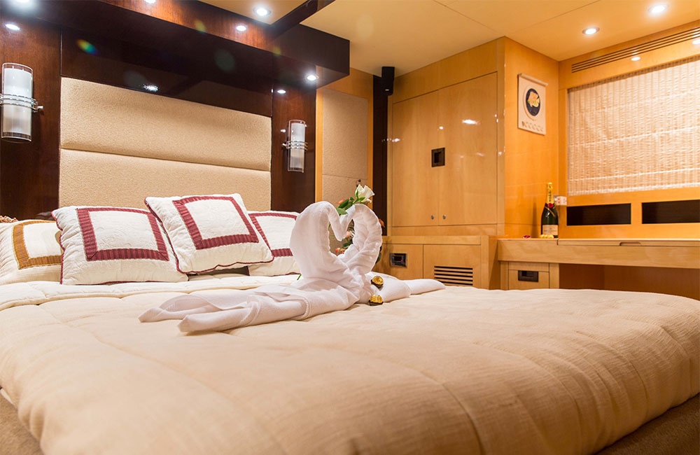 bedroom exquisite for guests